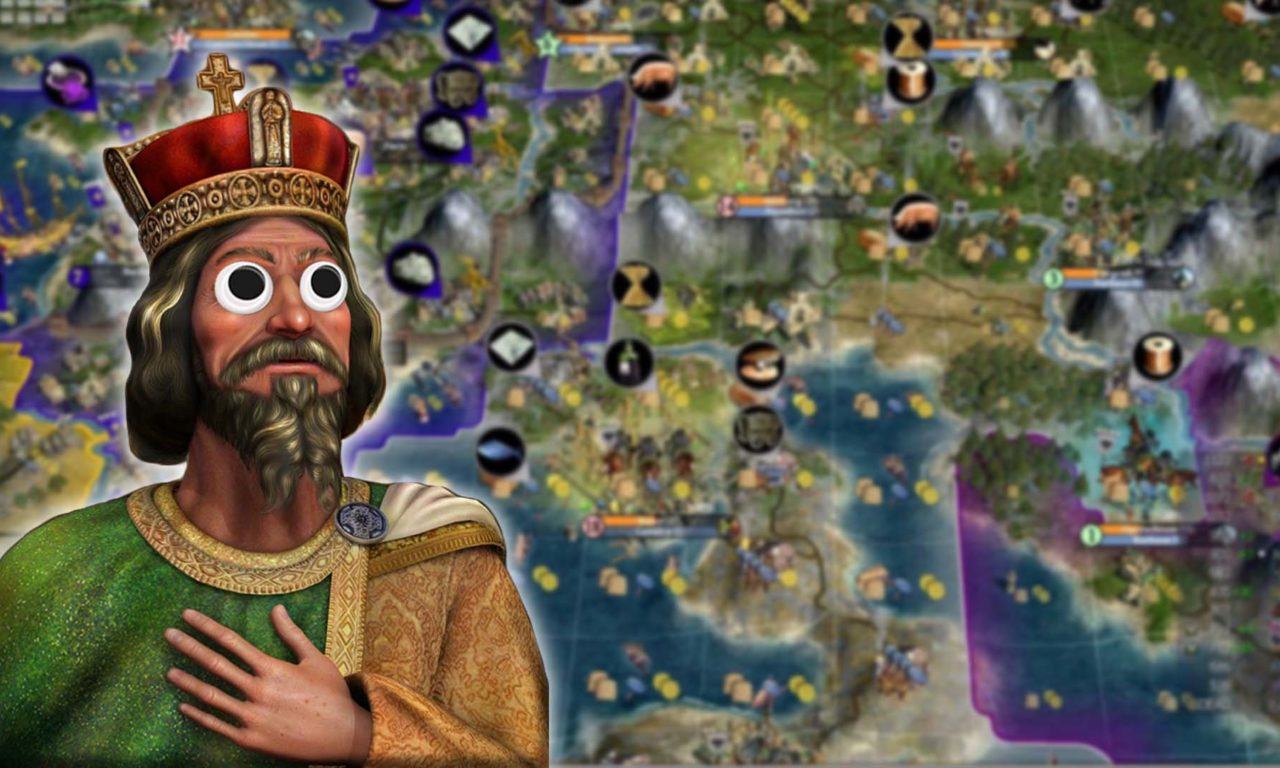 Justinian I The Puppet Civilization 4 Part 10 Holy